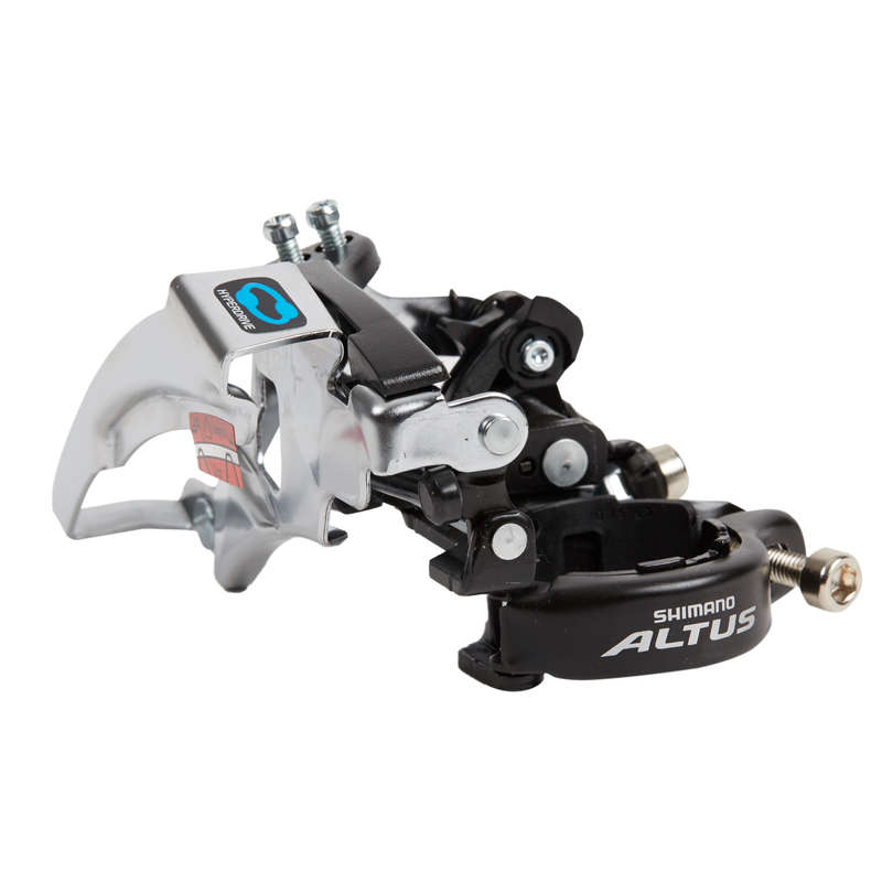BIKE GEARING Cycling - Altus 3S 34.9 Front Derailleur SHIMANO - Bike Brakes and Transmission