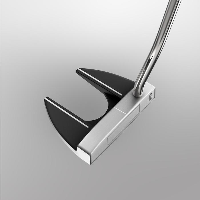 Kit Golf 100 Adulto 7 Palos Diestro Talla 2 Acero