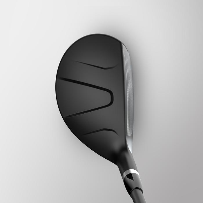 Golf hybride 100 volwassenen linkshandig grafiet maat 2