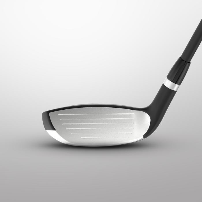 Híbrido Golf 100 Adulto Diestro Grafito Talla 2
