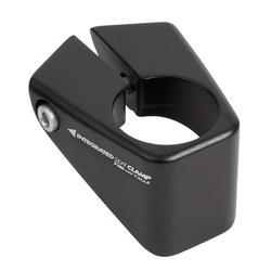 Sattelklemme mit Schraube 32.0 schwarz