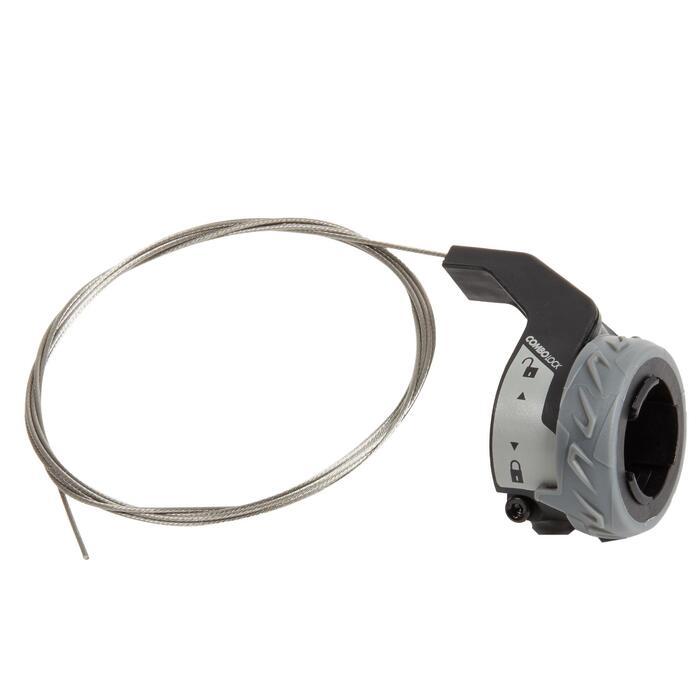 Comboshift 2p spec, 2-1l gris