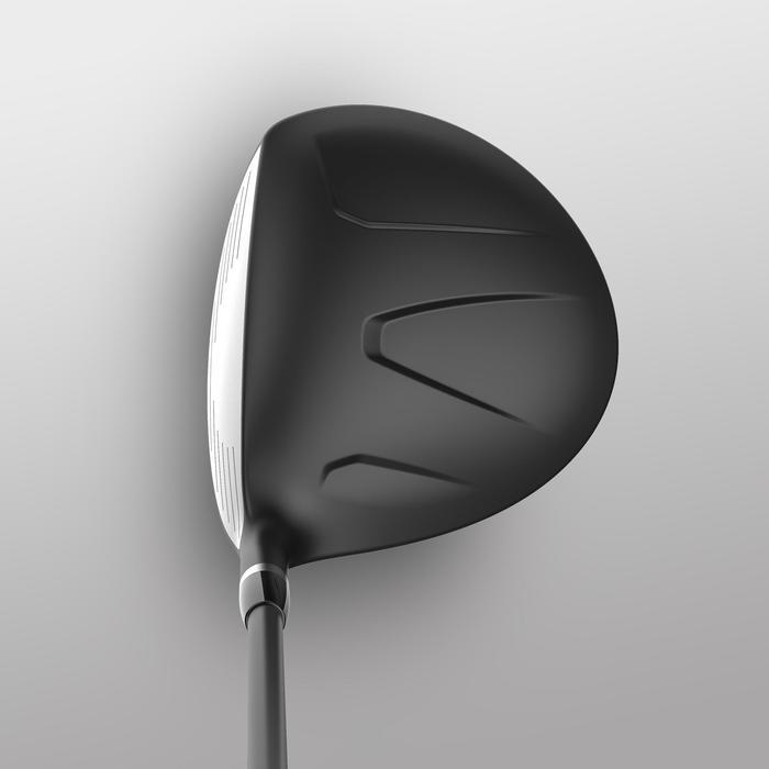 Golf driver 100 volwassenen rechtshandig grafiet maat 1