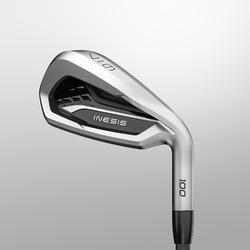 Golfset 100 van 7 clubs voor volwassenen rechtshandig maat 1