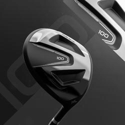Driver Golf 100 Adulto Zurdo Grafito Talla 1