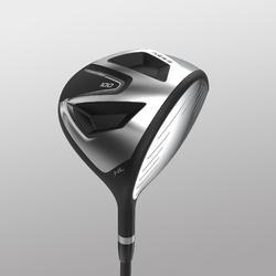 Golfset 100 van 7 clubs voor volwassenen rechtshandig maat 2 staal