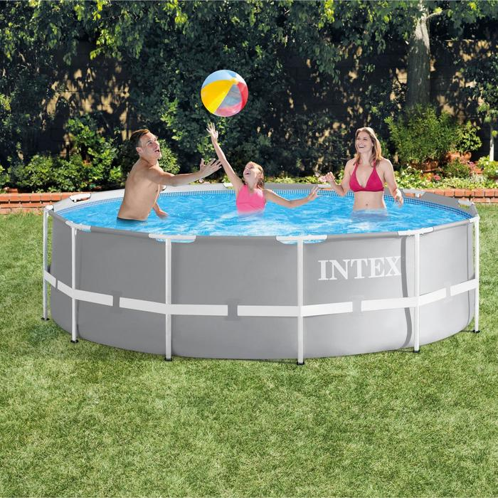 Grande piscine tubulaire intex 366X99