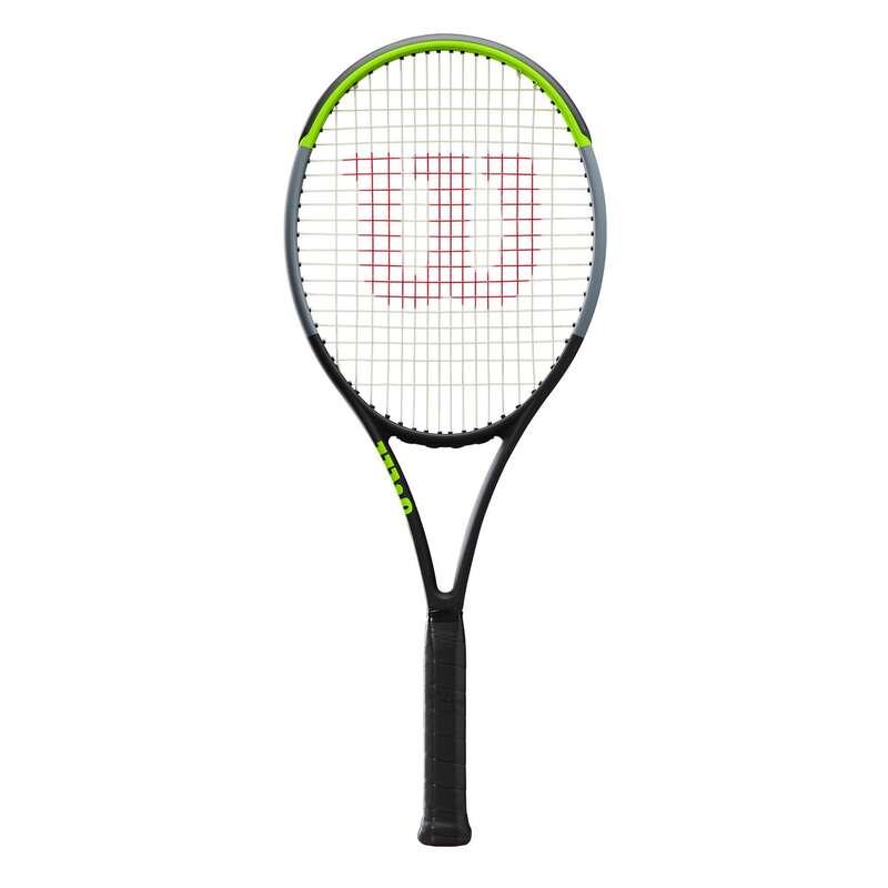 RAQUETTES ADULTE EXPERT Racketsport - Tennisracket BLADE 100L WILSON - Tennis