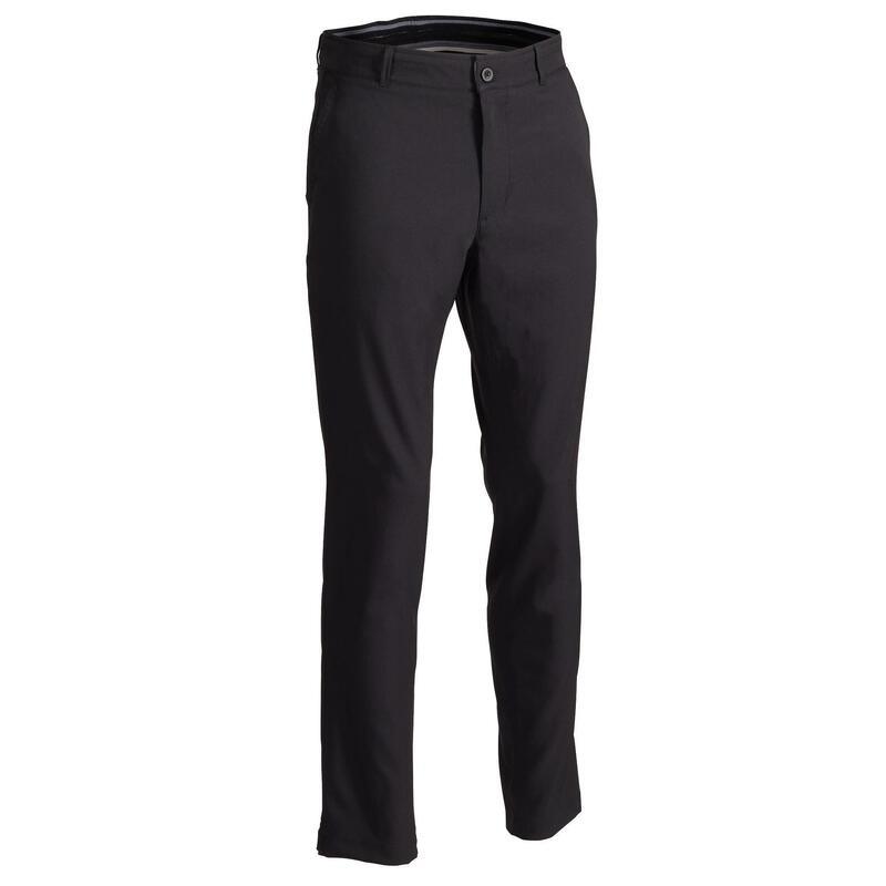 Pantalon de golf homme WW500 noir
