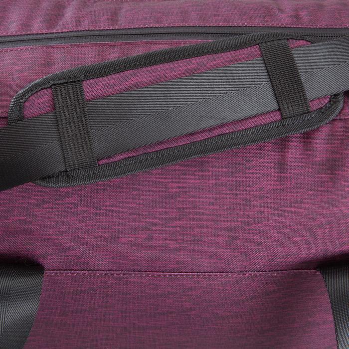 Tas voor cardiofitness 30 liter paars