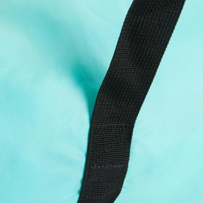 Bolsa fitness cardio-training plegable 30 L verde