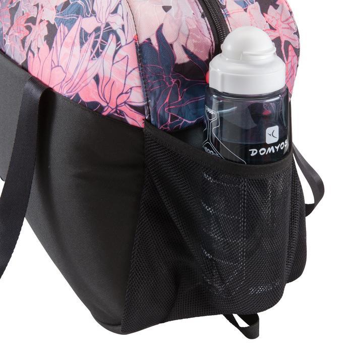 Tas voor cardiofitness 30 liter bloemenprint
