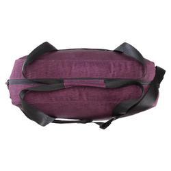 Sporttasche Fitness Cardio 30l purpur