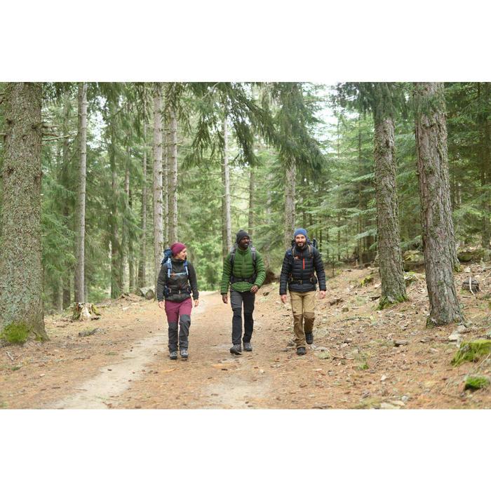 Trek 500 Men's Trekking Jacket - Green