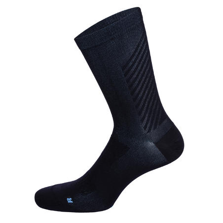 900 Road Sport Cycling Socks - Navy