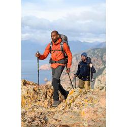 1 bâton réglage rapide et précis de randonnée montagne - MH500 vert