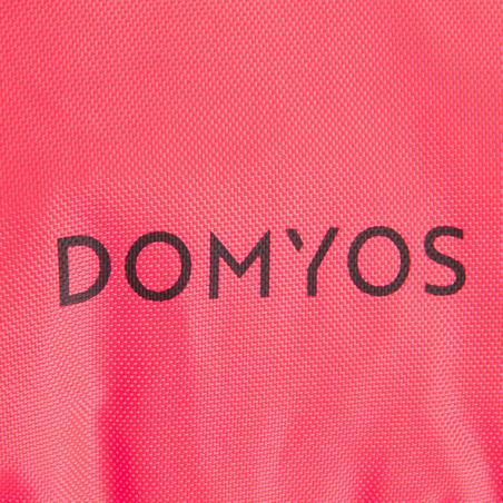 Maleta Deporte Gimasio Fitness Plegable 30L Rosa Flúor