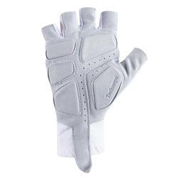RoadR Aerofit 900 Cycling Gloves - White