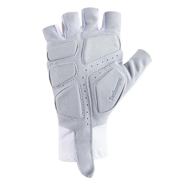 Wielrenhandschoenen RR900 Aerofit wit