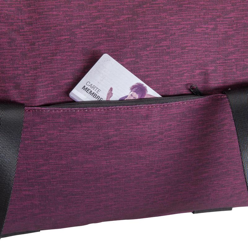Fitness Cardio Training Bag 30L - Purple