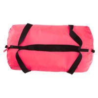 Fold-Down Fitness Bag 30L - Pink
