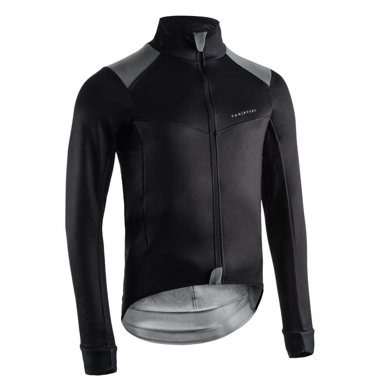 MEN COLD WEATHER ROAD RACING APPAREL Cycling - 900 Winter Road Jacket VAN RYSEL - Cycling