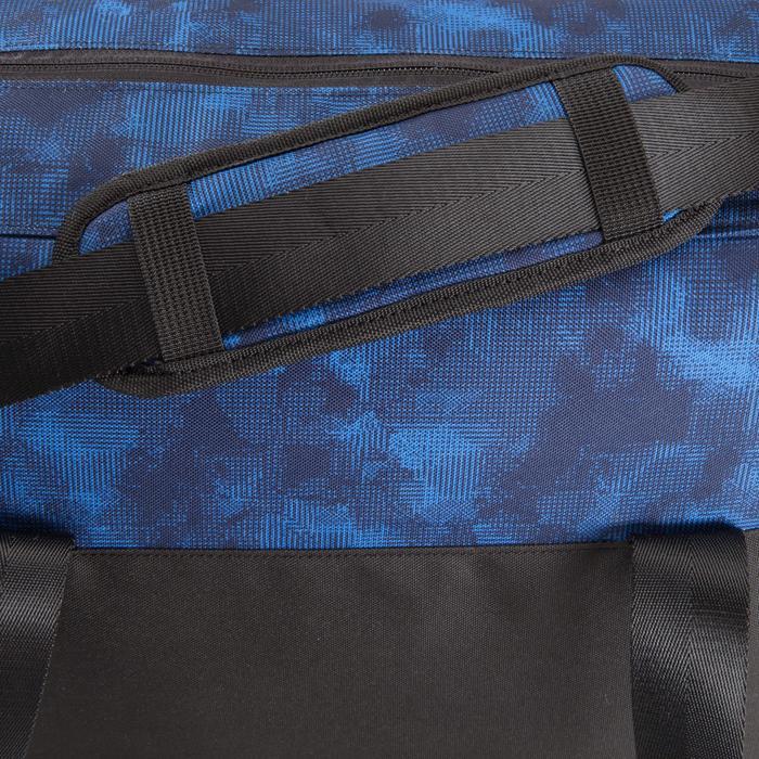 Sporttasche Fitness Cardio 30l schwarz/blau