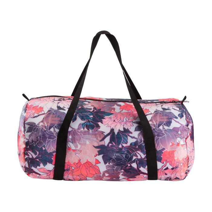 Fold-Down Fitness Cardio Training Bag 30L - Pink