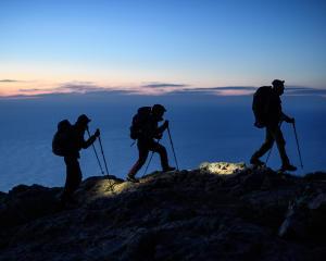 Oriënteren in de bergen