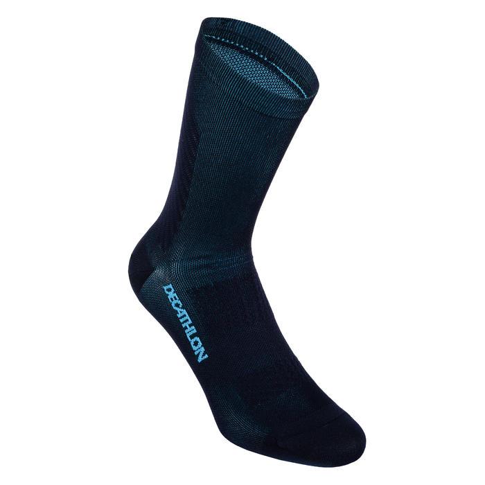 Fahrrad-Socken Rennrad RR 900 dunkelblau