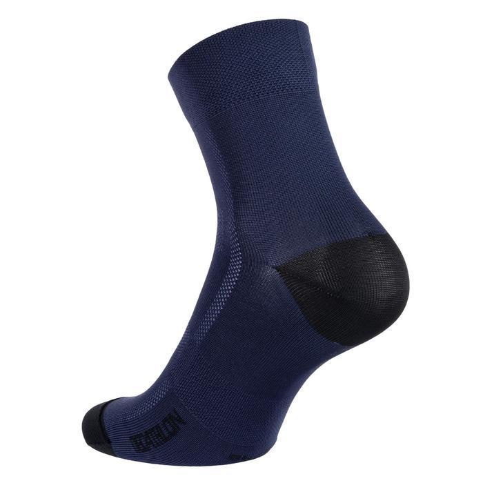 Fietssokken Roadr 500 marineblauw