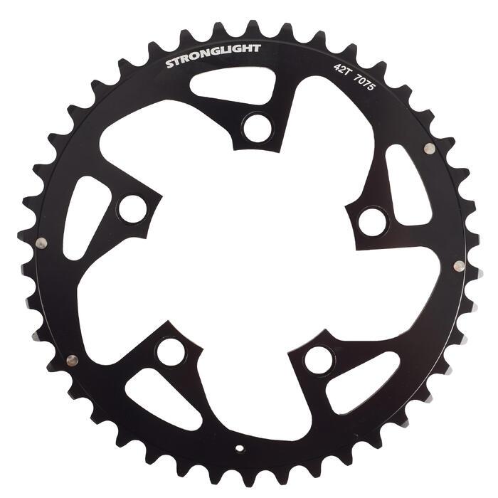 5-armig kettingblad voor mountainbike