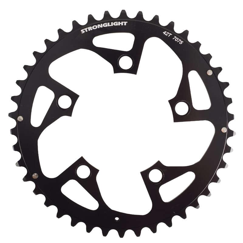 BIKE GEARING Cycling - Chainring 5-Arm Mountain Bike STRONGLIGHT - Cycling