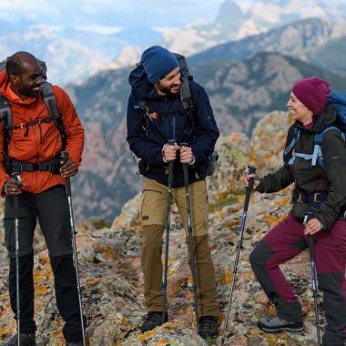Rester au chaud et au sec en randonnée et trek