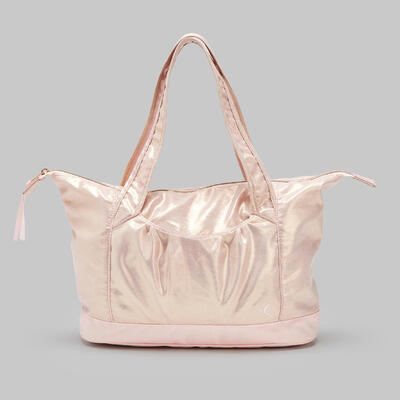 Girls' Dance Bag - Rose Gold