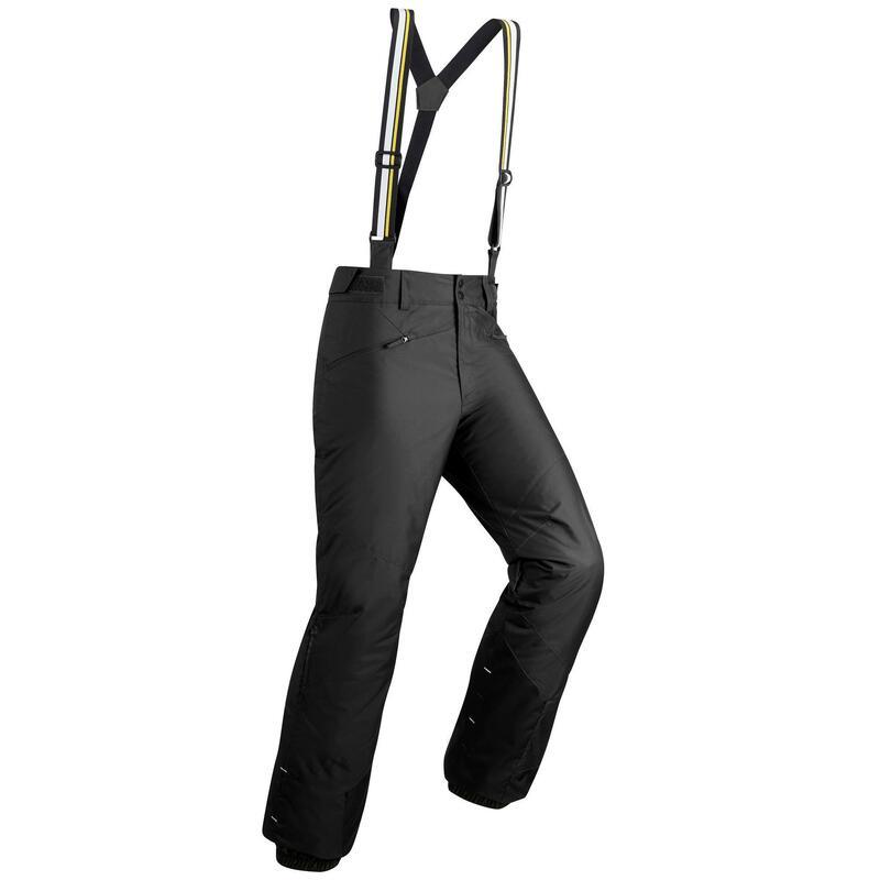 Pantalon Schi 180 Negru Bărbați