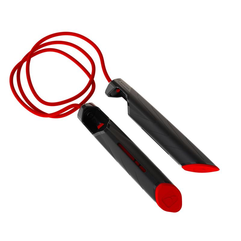 500 Skipping Rope - Red
