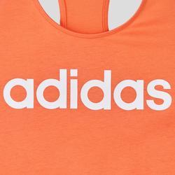 Débardeur Adidas Pilates Gym douce femme rose