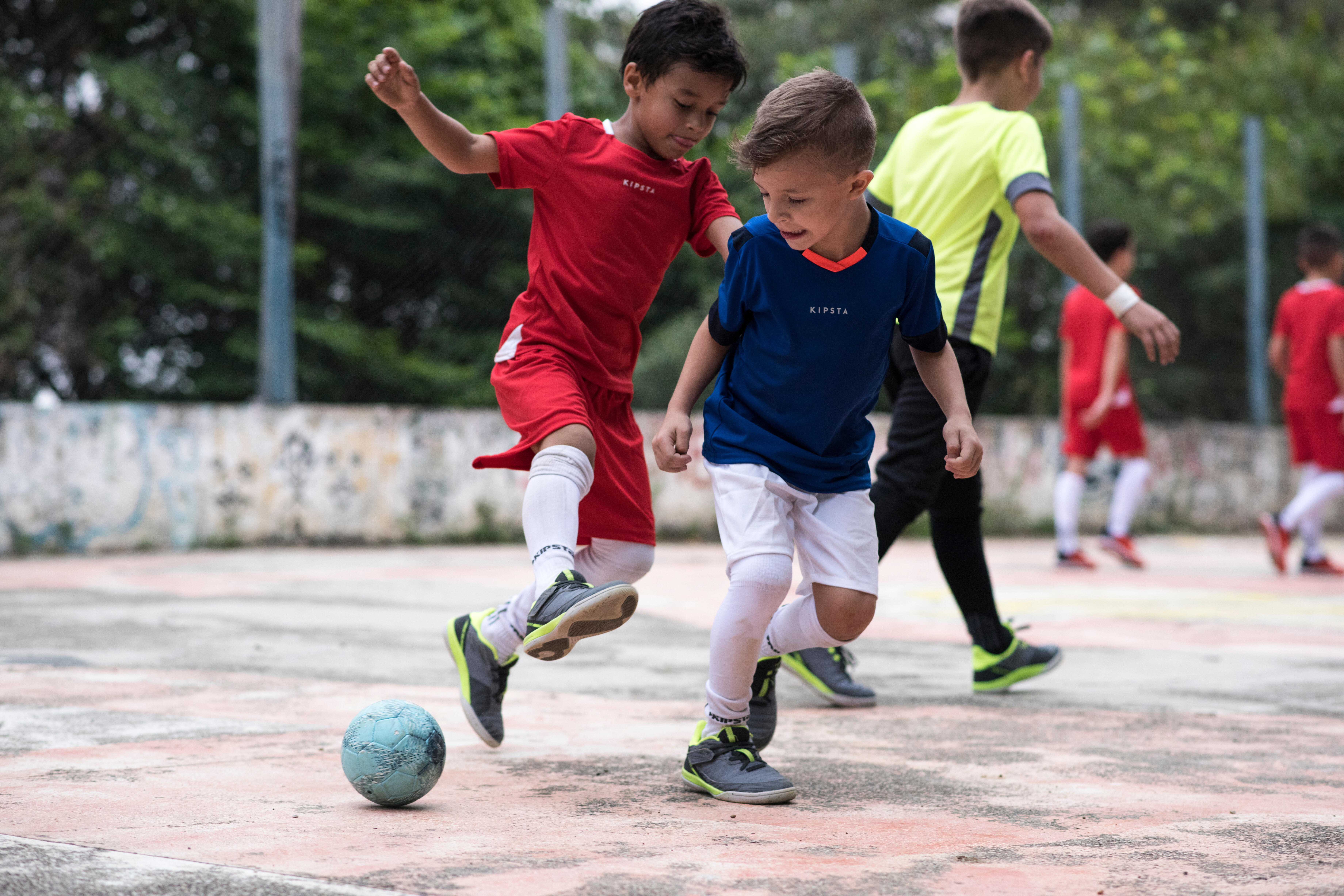 Chaussures Futsal Junior