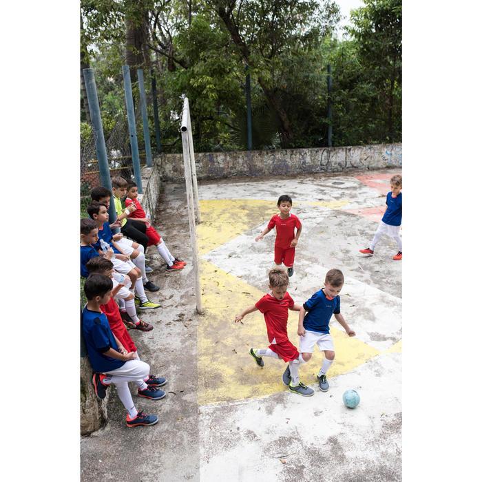 Mini zaalvoetbal FS100 maat 1 blauw