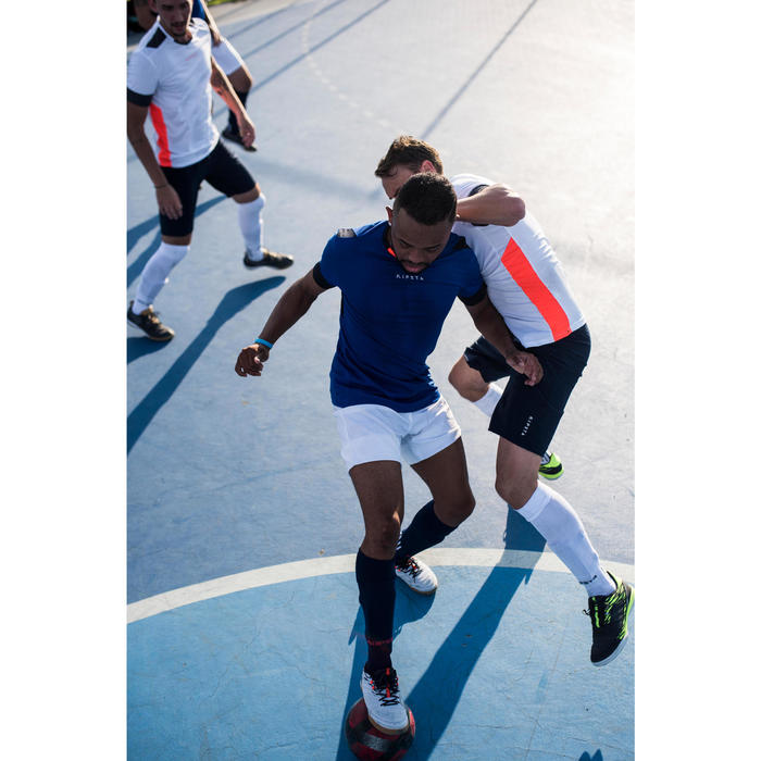 Zaalvoetbalschoenen Eskudo 500 grijs
