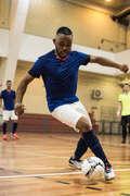 MÍČE NA FUTSAL Futsal - FUTSALOVÝ MÍČ FS900 63 CM IMVISO - Futsal