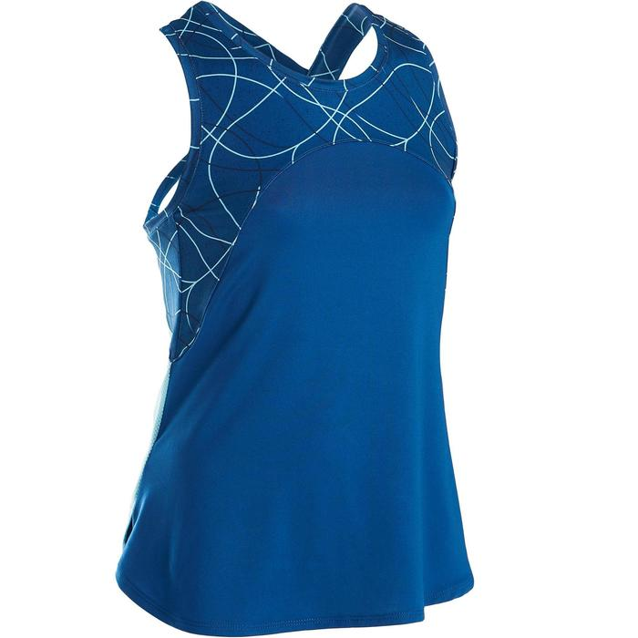 Top atmungsaktiv S900 GYM Kinder blau