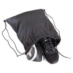 Mochila de cuerdas calzado Cardio Fitness Domyos negro