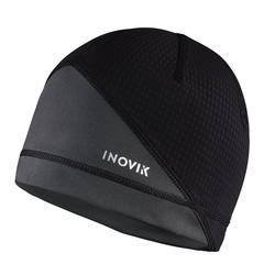 Adult Cross-Country Skiing Hat 500 - Black