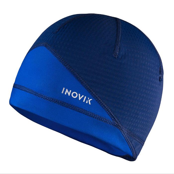 Bonnet de ski de fond bleu XC S BEANIE 500 ENFANT