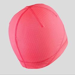 Langlaufmuts voor meisjes XC S Beanie 500 roze