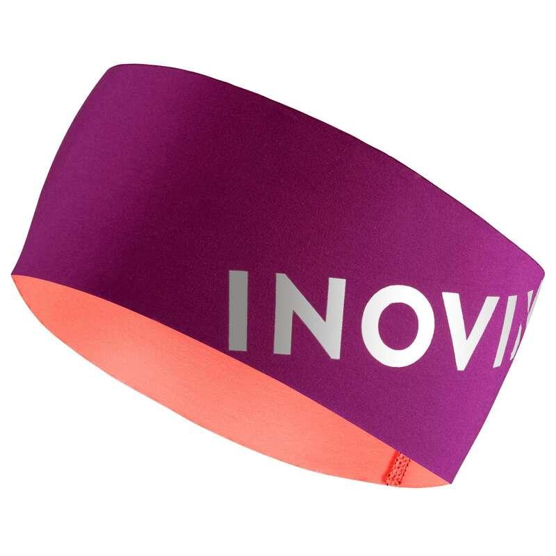 ADULT CROSS COUNTRY CLOTHING Cross-Country Skiing - Headband XC S 500 - Purple INOVIK - Cross-Country Skiing