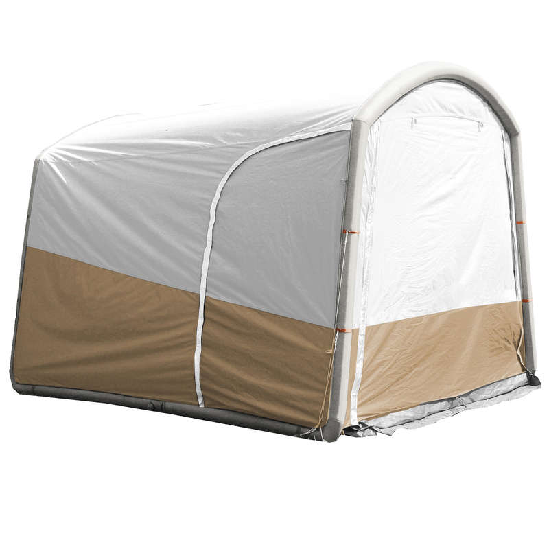 BASE CAMP SHELTERS, FAMILY TENTS Camping - LA Air Base Connect Fresh QUECHUA - Tents