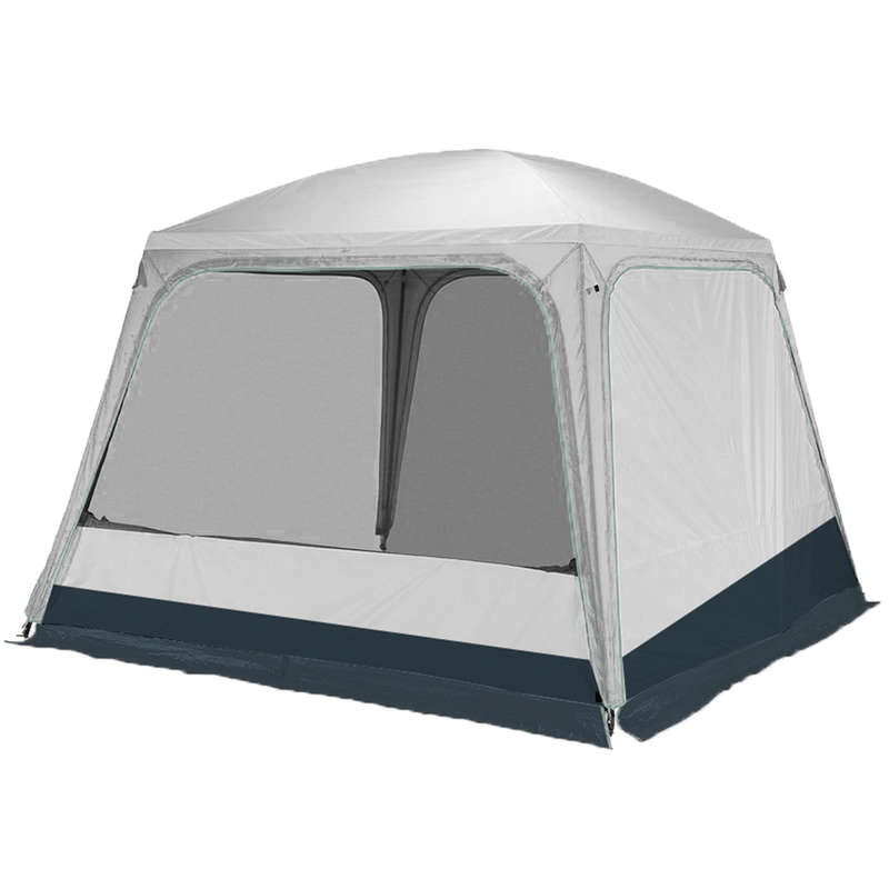 BASE CAMP SHELTERS, FAMILY TENTS Camping - Arpenaz Large Camping Shelter QUECHUA - Tents